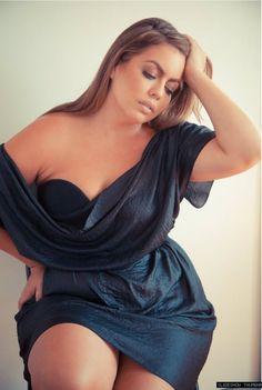 blu, beauti women, sexi, fashion models, bbw, beauty, big girls, curvi, fluvia lacerda