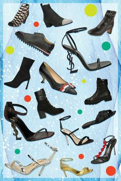 In my dreams, I own all these (heavily discounted) designer shoes from Amuze #MRPartner: