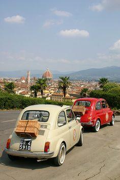 Fiat 500 - Firenze