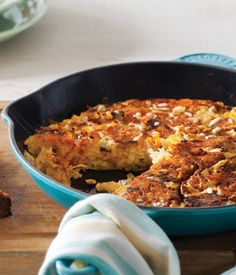 Cheesy Potato Rosti