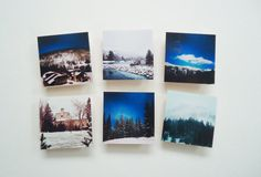 Gorgeous Colorado Nature Scenery 2x2 inch square magnets - for sale on Etsy! These make GREAT stocking stuffers! #TwoCatsDecoration #Colorado #ColoradoMagnets #ColoradoPhotoMagnets #CO #COMagnets #Magnets #StockingStuffer