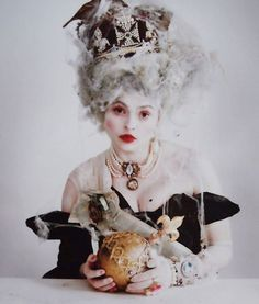 Helena Bonham Carter photographed by Tim Walker