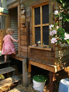 Chicken Coop (want).