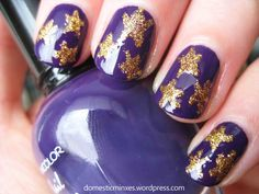 Wizard hat nails