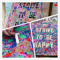 DIY Canvas Painting Ideas | DIY..canvas art | Craft Ideas