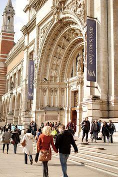 V & A Museum, London.