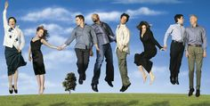 strange people, balls, dexter, six feet under, seasons, life lessons, tvs, drama, tv shows