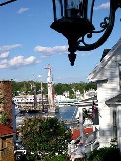 Welch House Inn, Boothbay Harbor, ME