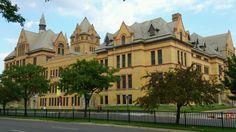 Wayne State University in Detroit, MI