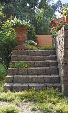 Como uma tela impressionista: um jardim inspirado em Monet - Casa
