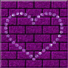 Baby Angel Purple Heart