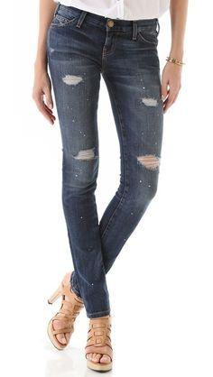 Current/Elliott  The Skinny Jeans  $216.00