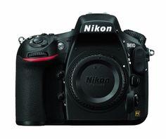 Amazon.com : Nikon D810 FX-format Digital SLR Camera Body : Camera & Photo