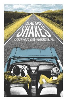 I love Alabama Shakes