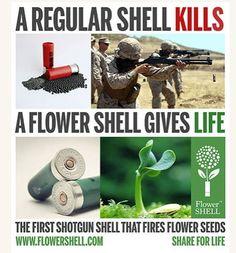 Gardening with Your Shotgun