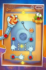 Here is a very good choice of iPhone apps and games gone free today, don't miss Cut the rope !