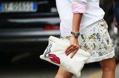 fashion, clutch purse, smoking, street style, clutches