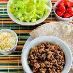 burrito, crock pots, ground beef, crockpot, food, taco, spici ground, slow cooker, hot sauces