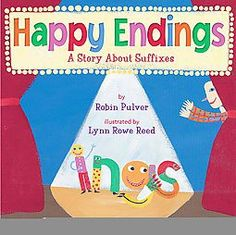 Happy Endings: A Story about.., Pulver, Robin and Reed, 9780823422968 Book on eBay!