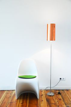 Copper Floor Lamp DiY | Funkytime