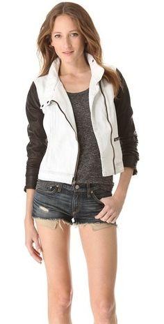 Rag & Bone/JEAN The Moto Jacket    $550.00
