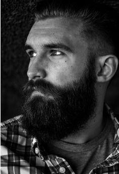 Beards. Men. Handsome.