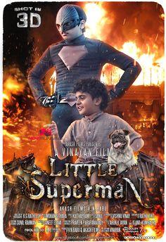 Little Superman Movie Poster