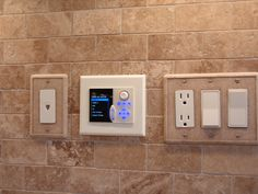 Home technology and home design don't have to be at odds. Home automation controls can be fitted to suit any style.