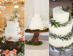 Woodland cakes. I love them!