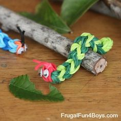These loom band cate
