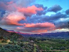 The Magical Ojai Valley  Photo by: akka b.
