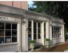 E. Shaver, Bookseller in Savannah, GA