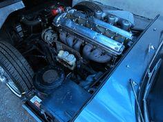 1966 Jaguar XKE Fixed Head Coupe