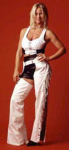 Womens Pro Wrestling: Debra Ann Miceli/Madusa