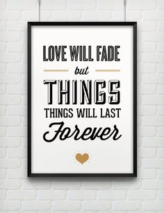 Typography Print Quote Print Parks and Rec Tom by paperchat