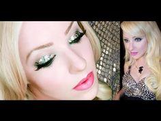 http://www.youtube.com/watch?v=-x6aEJ_5_Fg=share=UUcwaia8xDm2RChfi0H-gwvA    New Years Party Silver Sequin Eye Tutorial