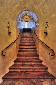 wall colors, architects, spanish homes, basement stairs, pathway