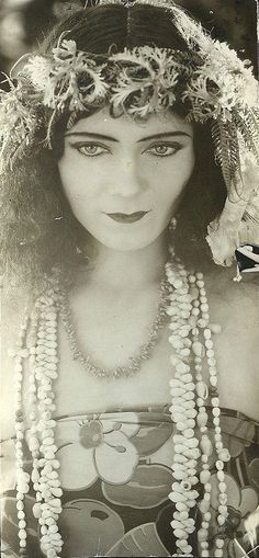<> Gilda Grey - 1920's