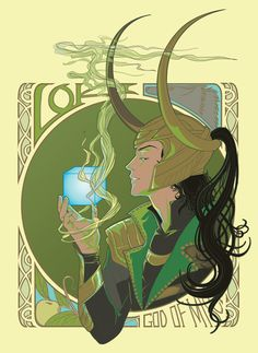 god of mischief. by ~jieyi