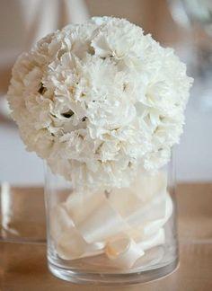 Vase with Ribbon Filler