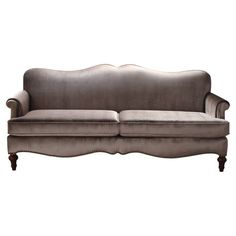 Legacy Velvet Sofa at Joss and Main ---- love this!!