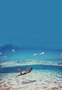 deep blue // #planetblue