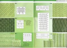 Plenty of crochet stitches and their diagrams as well as fully charted crochet borders!