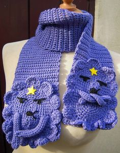 Crochet Lumpy Space Princess from Adventure Time Scarf  - Made to Order on Etsy, $30.00