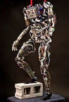Atlas - Boston Dynamics' newest humanoid robot, selected as the base platform for the DARPA Robotics Challenge