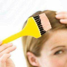 DIY hair dye job tips.