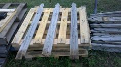 Fencing made out of pallets