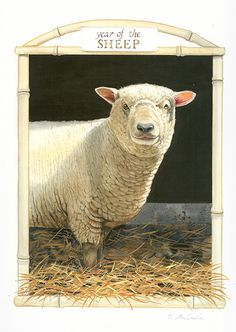 """ Year of the Sheep"""