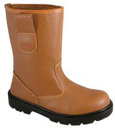 Blackrock Fur Lined Rigger Boot - Under £25