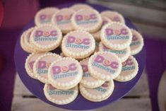 Doc McStuffins Party Ideas!